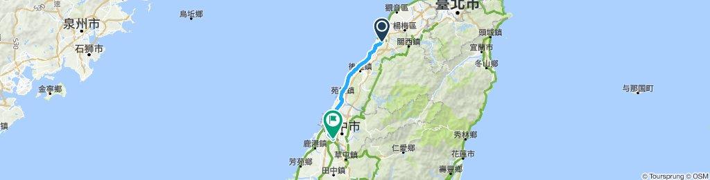 Cycling Taiwan Day 2