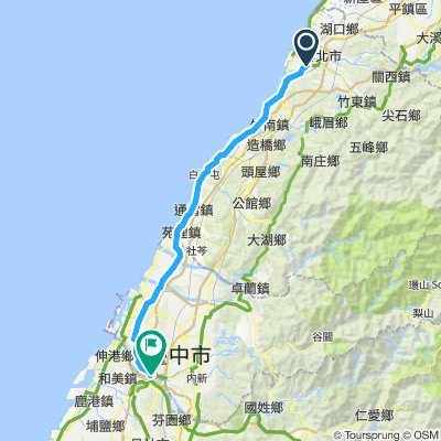 Cycling Taiwan Day 2