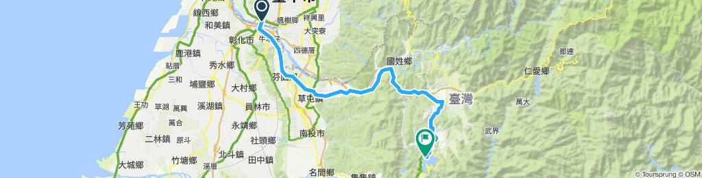 Cycling Taiwan Day 3+1