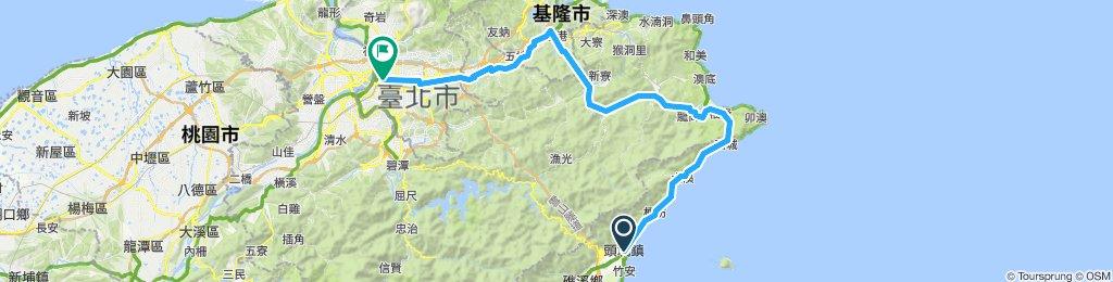 Cycling Taiwan Day 9