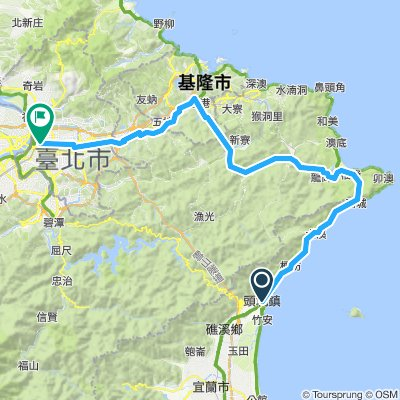 Cycling Taiwan Day 9