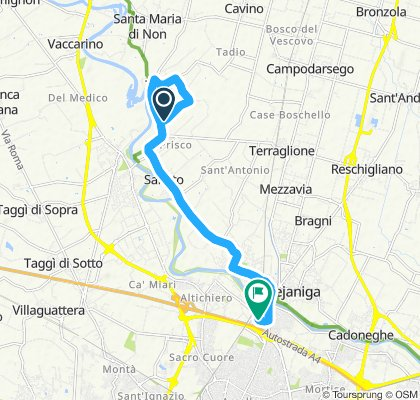 Linia-19. Spinetti 14a Tavo-Capolinia Tavo(Chiesa).   2-Linia 19-Capolinia Tavo(Chiesa)-Capolinia Tram Nord