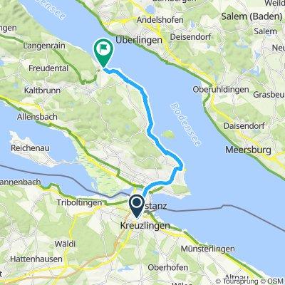 Kreuzlingen - Wallhausen