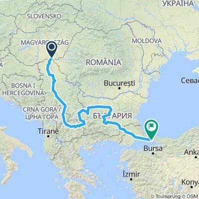 Balkans trip 2019