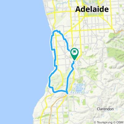 Adelaide - Glenelg