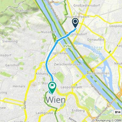 Langenzersdorf Cycling