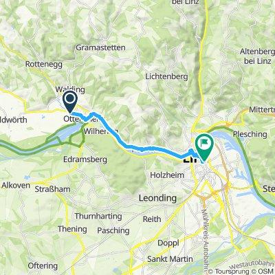 RV to Downtown Linz