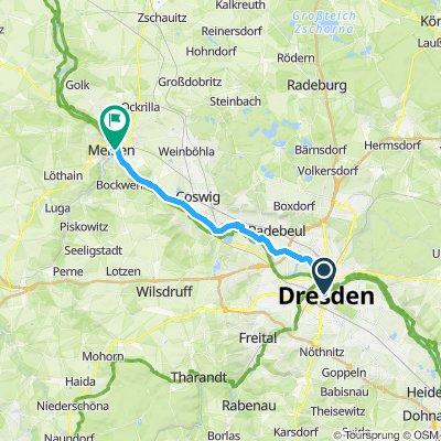 Dresden~Meissen