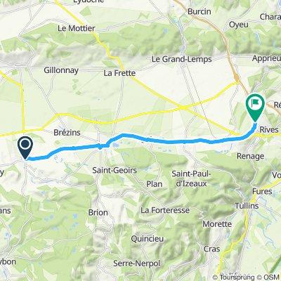 Saint-Siméon-deBressieux - Rives