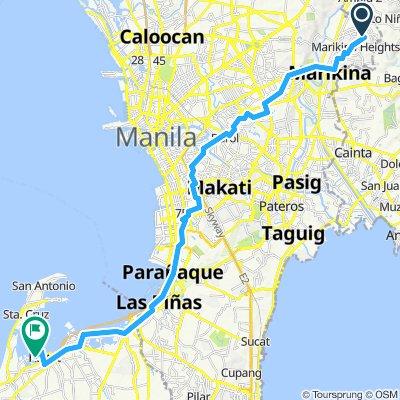 Cavite Ride