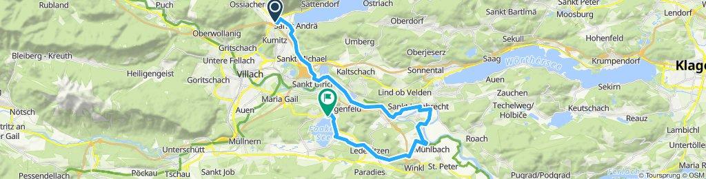 Ossiacher See - Karnerhof