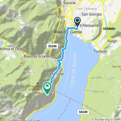 Riva del Garda - Punta larici