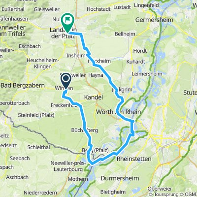 Pfalz-Rhein-Tour