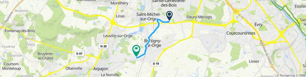 Facile à conduire Brétigny-sur-Orge