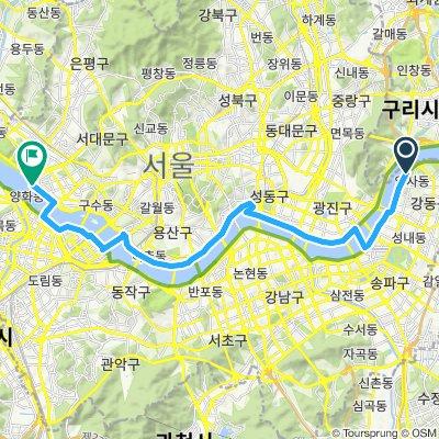 Seoul Hangang
