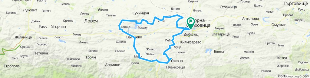 Bulgaria 5 zile