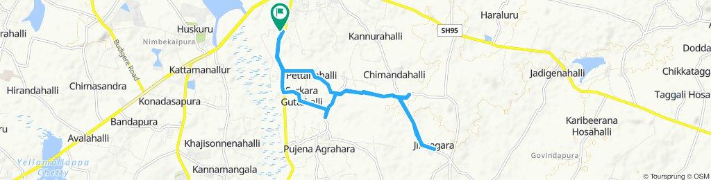 home jinnagara trail