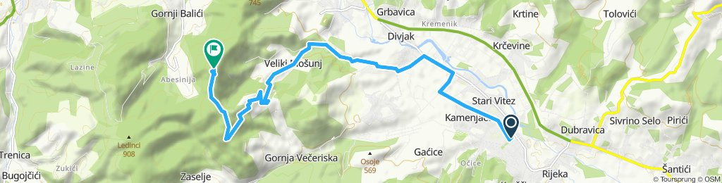 Vitez TRG - Gradina