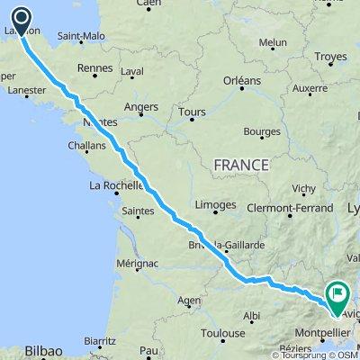 Ploubezre - Saint Chaptes