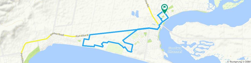 Goolwa to Middleton Beach Loop