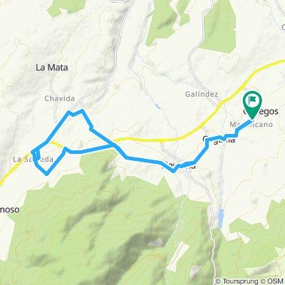 Martincano - La Salceda - Torre - Martincano
