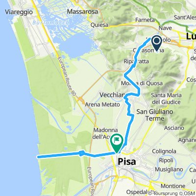 MT Pisa Gombo Pisa