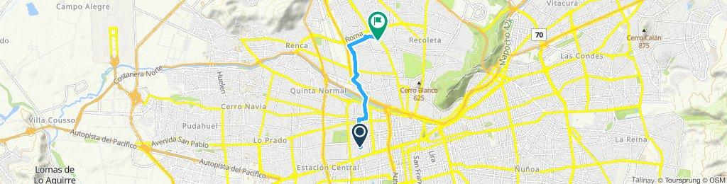 Paseo lento en Independencia
