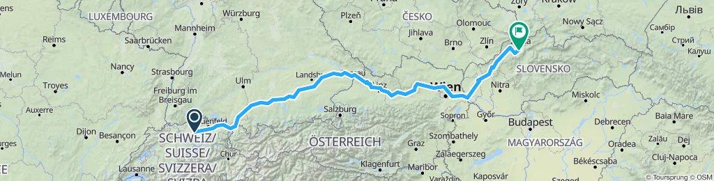 Zürich-Konska