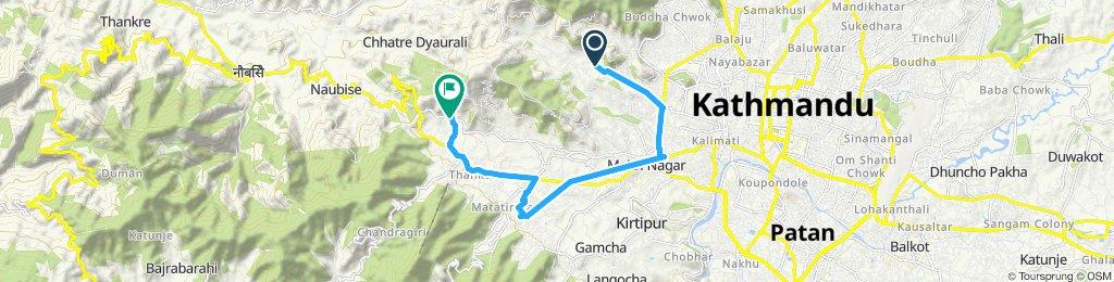 Steady ride in mamaghar