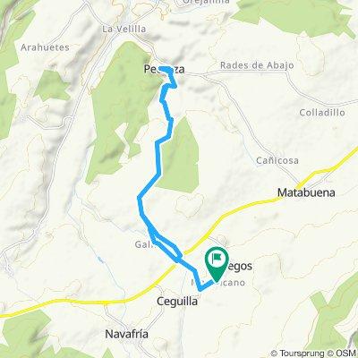 Martincano - Pedraza