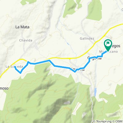 Martincano - La Salceda
