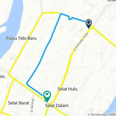 jl. trans Kalimantan