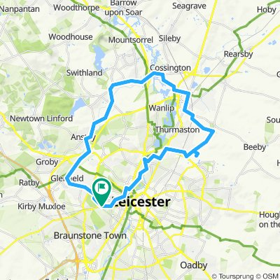 syston-canal-thurcaston-ansty-glenfield