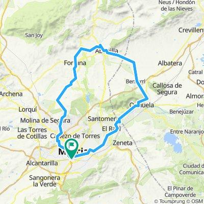Nº 56 Orihuela, Abanilla, Mahoya, Los Baños, La Alcayna, Murcia, Titoabuelito