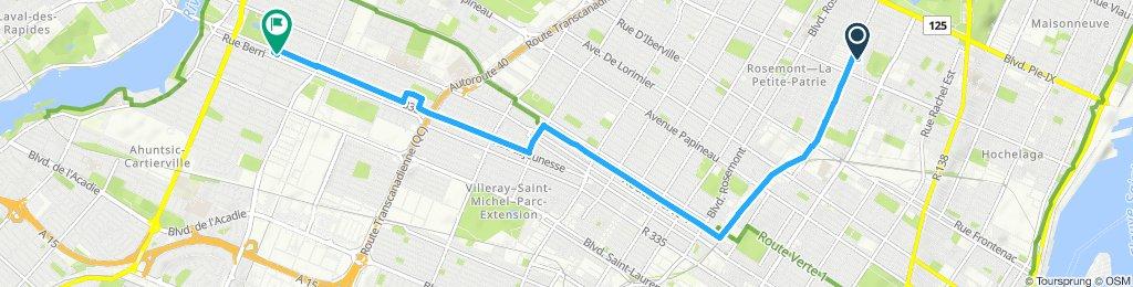 Saint-Léonard Cycling