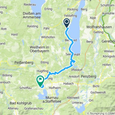 Go for Climate Tutzing - Uffing