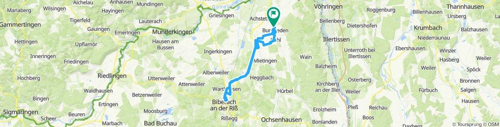 Burgrieden-Biberach-Burgrieden