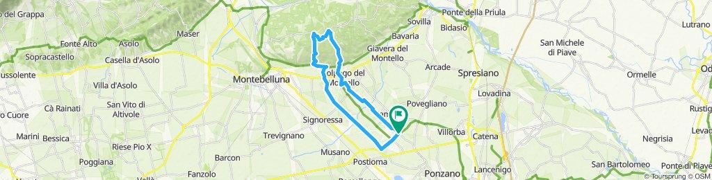 Montello - S. Maria della Vittoria
