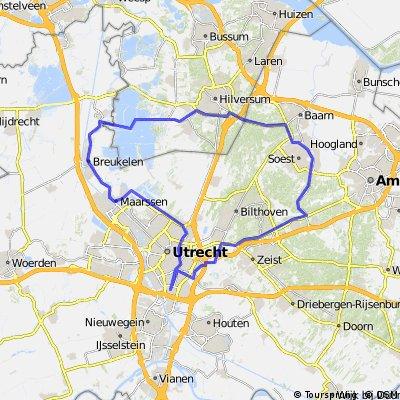Soest-Hilversum-Loosdrecht