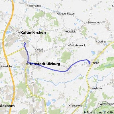 Nahe - Kaltenkirchen