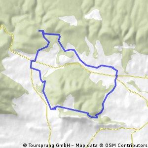 Mendaza - Acedo - Via Verde - Ancín - Mendaza