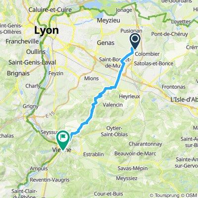Lyon vienne