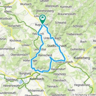 Rugendorf-Kulmbach 33 km