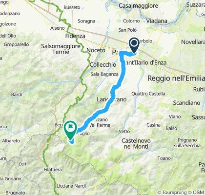Parma-Bosco di Corniglio