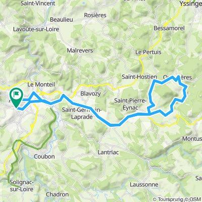 2019-18 Le-Puy-en-Velay - Circle to Queyrières