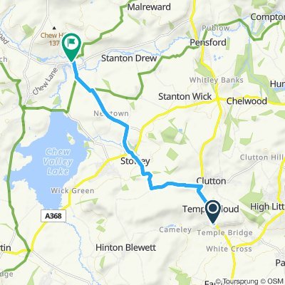 to Chew Magna