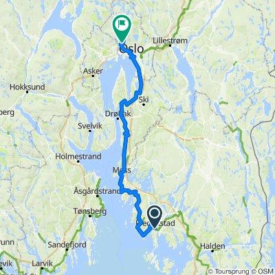 Fredrikstad-Holmenkollen