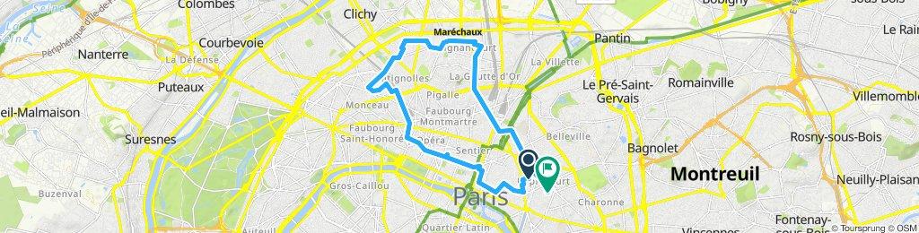 Parijs - 01 - DO - dag