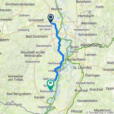 5 Heßheim- Herxheim
