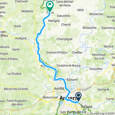 Angers - Daon